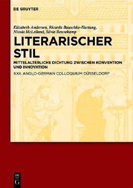 Literarischer Stil im Mittelalter