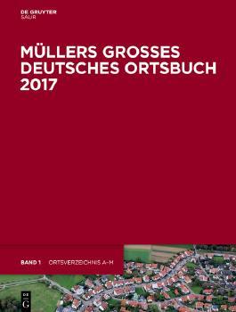 Müllers Großes Deutsches Ortsbuch 2017
