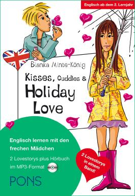 PONS Kisses, Cuddles & Holiday Love, m. MP3-CD