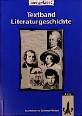 Textband Literaturgeschichte - kurzgefasst. Neubearbeitung