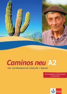 Lehr- und Arbeitsbuch A2, m. 3 Audio-CDs