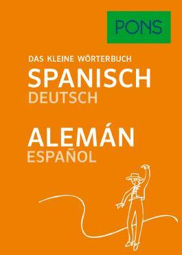 PONS Das kleine Wörterbuch Spanisch