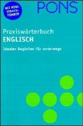 PONS Praxiswörterbuch plus, Englisch