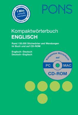 PONS Kompaktwörterbuch Englisch