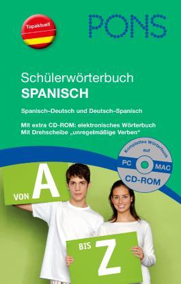 PONS Schülerwörterbuch Spanisch für die Schule