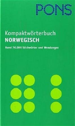 PONS Kompaktwörterbuch Norwegisch
