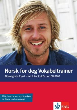 Norsk for deg (A1-A2) / Vokabeltrainer mit 2 Audio-CDs und 1 CD-ROM
