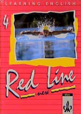 Learning English - Red Line für Realschulen - New / Tl 4 (4. Lehrjahr) / Schülerbuch