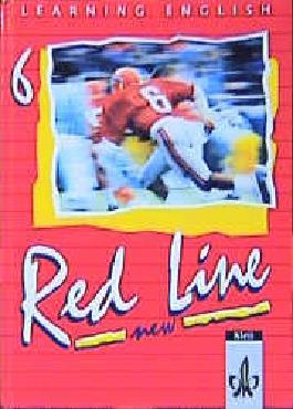 Learning English - Red Line für Realschulen - New / Tl 6 (6. Lehrjahr) / Schülerbuch