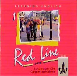 Learning English - Red Line für Realschulen - New / Tl 1 (1. Lehrjahr) / Schülerbuch