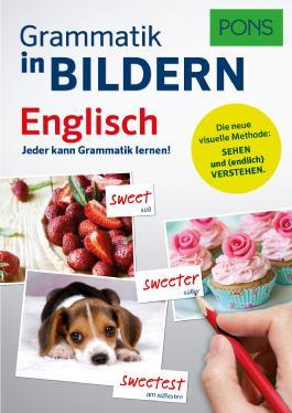 PONS Grammatik in Bildern Englisch