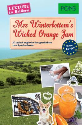 Mrs Winterbottom's Wicked Orange Jam