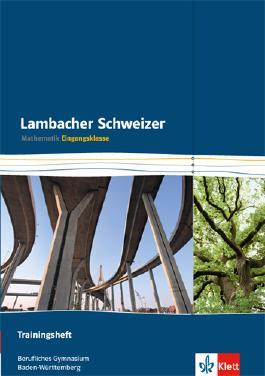 Lambacher Schweizer für berufliche Gymnasien in Baden-Württemberg / Trainingsheft Eingangsklasse Arbeitsheft plus Lösungen: 11. Schuljahr