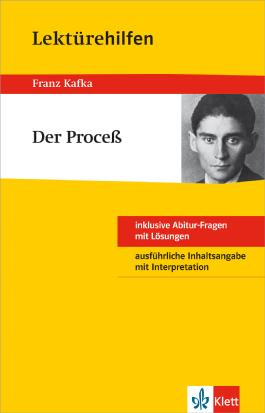 "Lektürehilfen Franz Kafka ""Der Proceß"""