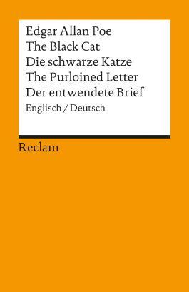The Black Cat /Die schwarze Katze /The Purloined Letter /Der entwendete Brief