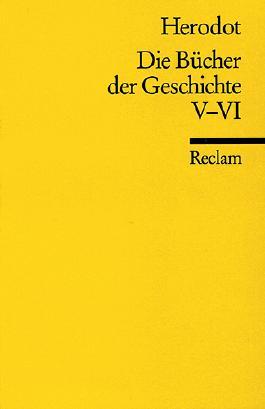 Die Bücher der Geschichte. Buch.5-6