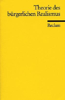 Theorie des bürgerlichen Realismus