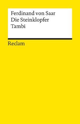 Die Steinklopfer. Tambi