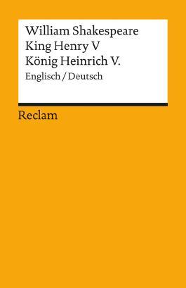King Henry V / König Heinrich V.