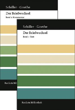 Der Briefwechsel, 2 Bde.