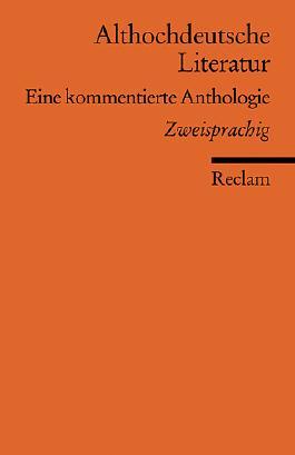 Althochdeutsche Literatur