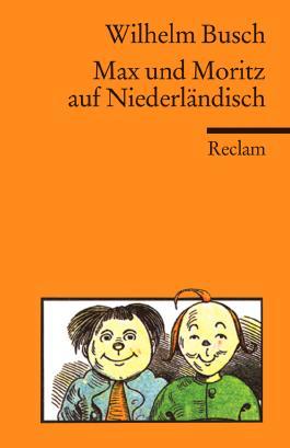 Max und Moritz auf Niederländisch