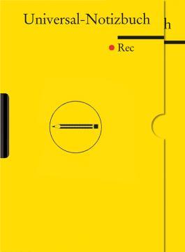 Reclams Universal-Notizbuch