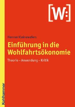 Einführung in die Wohlfahrtsökonomie
