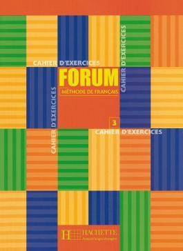 Forum 3. Méthode de français / FORUM 3
