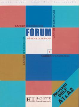 Forum 1. Méthode de français / FORUM 1