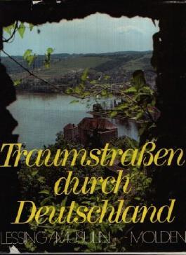 Traumstrassen durch Deutschland.