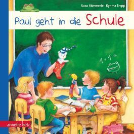 Paul geht in die Schule