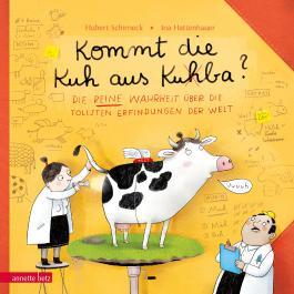 Kommt die Kuh aus Ku(h)ba?