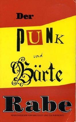 Der Punk und Bärte Rabe