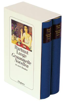 Gesammelte Novellen in zwei Bänden in Kassette
