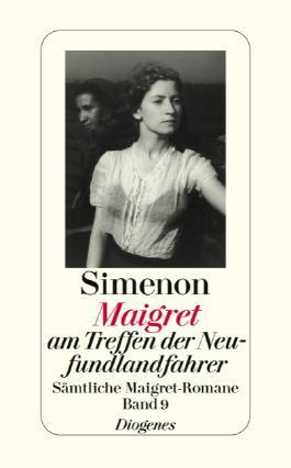 Maigret am Treffen der Neufundlandfahrer