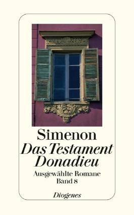 Das Testament Donadieu