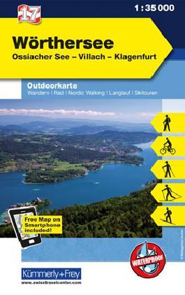 Wörthersee, Ossiacher See, Villach, Klagenfurt