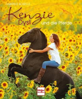 Kenzie Dysli und die Pferde