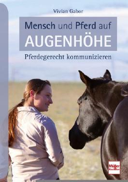 Mensch und Pferd auf Augenhöhe