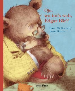 Oje, wo tut's weh Edgar Bär?