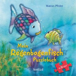 Mein Regenbogenfisch Puzzlebuch