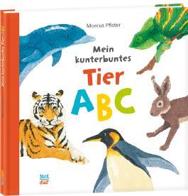Mein kunterbuntes Tier-ABC