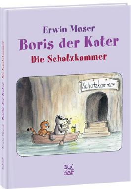 Boris der Kater - Die Schatzkammer