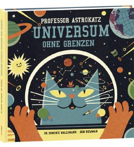 Professor Astrokatz Universum ohne Grenzen
