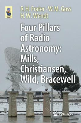 Four Pillars of Radio Astronomy: Mills, Christiansen, Wild, Bracewell