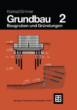 Baugruben und Gründungen