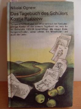 Nikolai Ognew: Das Tagebuch des Schülers Kostja Rjabzew