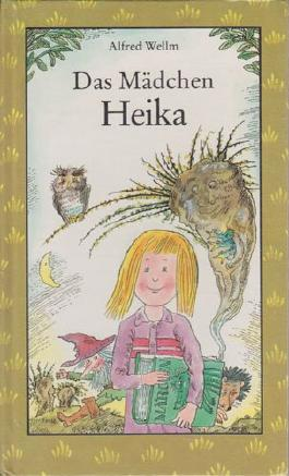 Das Mädchen Heika