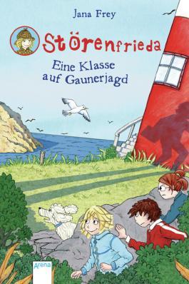 Störenfrieda - Eine Klasse auf Gaunerjagd